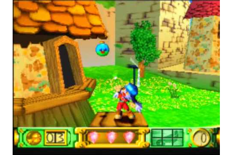 Klonoa: Door to Phantomile Game Sample 1/2 - Playstation ...