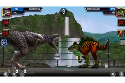 Category:Jurassic World: The Game dinosaurs | Jurassic ...