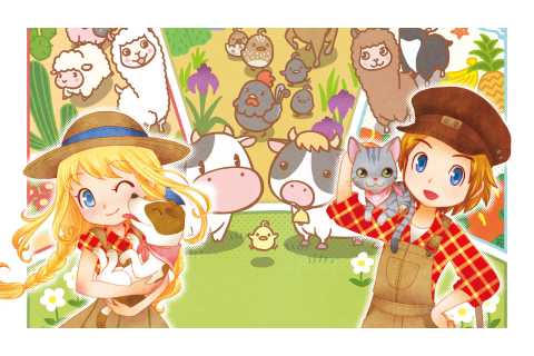 Story of Seasons: Trio of Towns Review -- Never Thought I ...