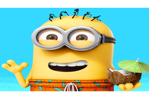 Official Meet Phil in the Minions Paradise Game Trailer ...