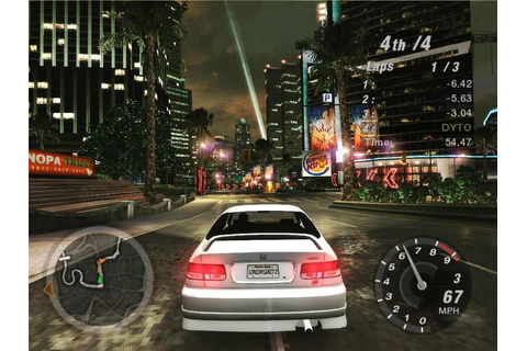 Need for Speed Underground 2 Download Free Full Game ...