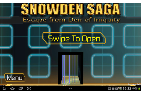 Snowden Saga » Android Games 365 - Free Android Games Download