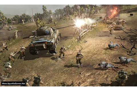 Company of Heroes: Opposing Fronts PC Game - Free Download ...