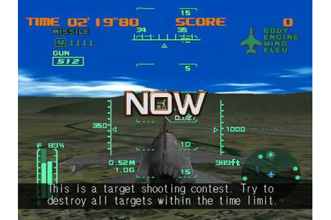 DreamCast DC PC Emulator NullDC AeroWings 2 - Airstrike ...