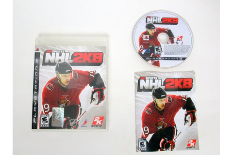 NHL 2K8 game for Sony PlayStation 3 | The Game Guy