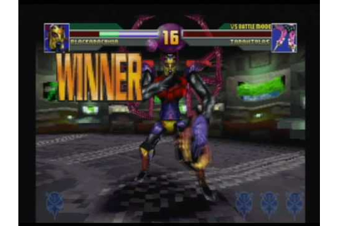 Blackarachnia FROM PS1 Transformers: Beast Wars ...