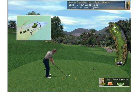 Jack Nicklaus 6: Golden Bear Challenge (1999) by Hypnos ...