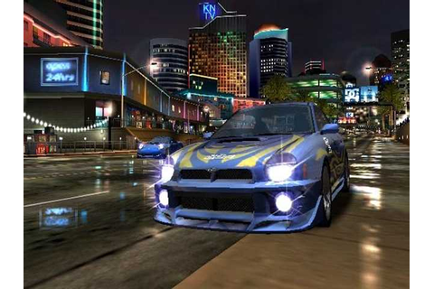 Street Racing Syndicate Highly Compressed Full PC Game ...