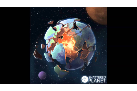 Shattered Planet Soundtrack 12: Down Below - YouTube