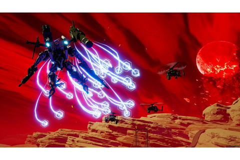 Daemon X Machina Producer Believes A Lot Of Modern Games ...