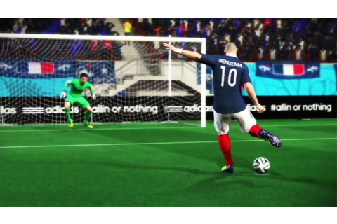 Coupe du Monde de la FIFA Brésil 2014 Trailer de Gameplay ...