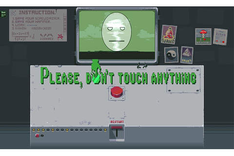 Please, Don't Touch Anything - PC / VR Review | Chalgyr's ...