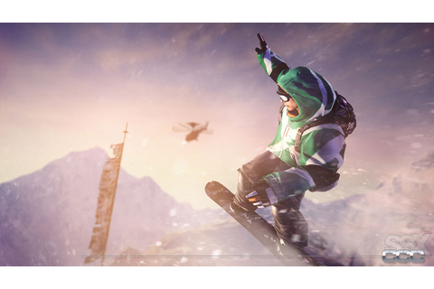 SSX Preview for Xbox 360 - Cheat Code Central