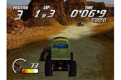 Monster Trucks (a.k.a. Thunder Truck Rally) Download (1997 ...
