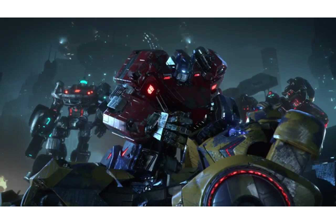 VGA Cinematic Trailer - Official Transformers: Fall of ...