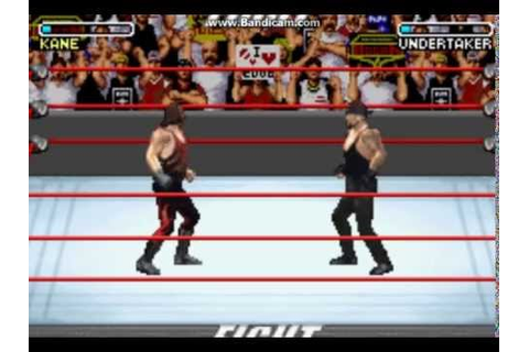 WWE Road To WrestleMania x8 gba gameplay - YouTube