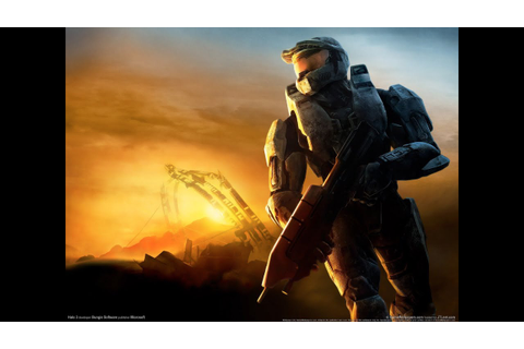 Halo 3 (Full Campaign and Cutscenes) - YouTube
