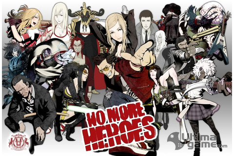 Suda51 Wants To Remaster No More Heroes | My Nintendo News