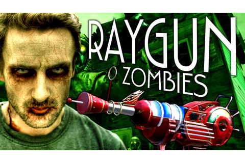 ZOMBIES RAYGUN ★ Call of Duty Zombies Mod (Zombie Games ...