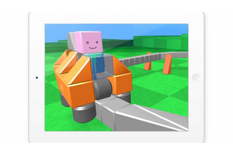 Blocksworld Launch Trailer - YouTube