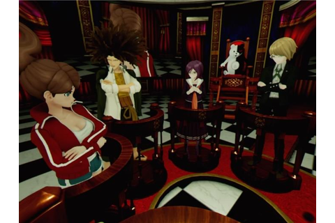 Cyber Danganronpa VR: The Class Trial Comes Next Week to ...