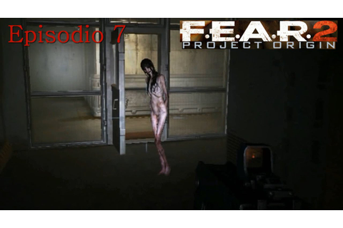 F.E.A.R. 2: Project Origin - Episodio 7: Mayor contacto ...