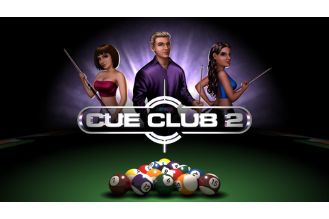Cue Club 2 Pool and Snooker PC Version Full Game Setup ...