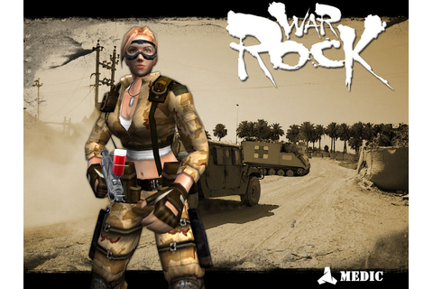 War Rock Wallpapers - Games Wallpapers #1