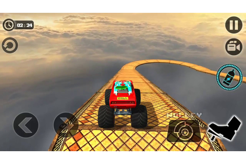 I FAILED Crazy Monster Truck Legends 3D Impossible Car ...