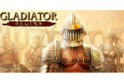 Gladiator Begins iso | REVIEW DAN DOWNLOAD GAME ANDROID