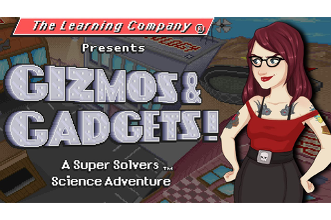 Super Solvers: Gizmos and Gadgets! - Game Review (PC ...