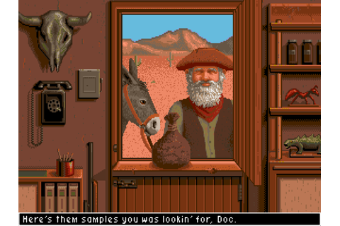 It Came From The Desert : The Company - Classic Amiga Games