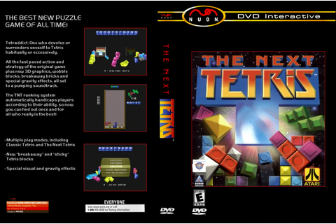 WANTED- Next Tetris - Nuon - Buy, Sell, and Trade ...