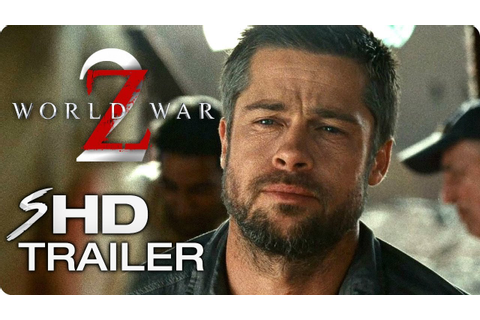 WORLD WAR Z 2 Teaser Trailer Concept (2020) Brad Pitt ...