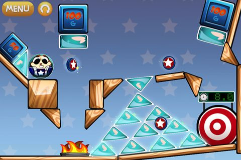 Hank hazard: The stunt hamster iPhone game - free ...
