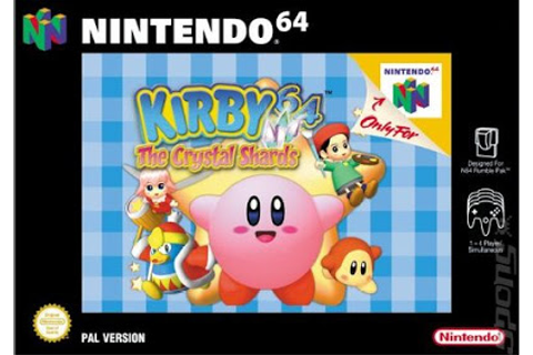 Kirby 64 The Crystal Shards ROM - Download Full Version PC ...
