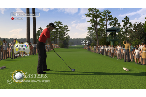 Tiger Woods PGA Tour 12 gets demo release from March 8 - VG247