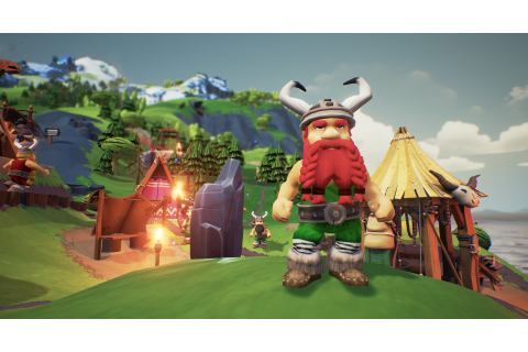 Valhalla Hills Review Viking City Builder Daedalic ...