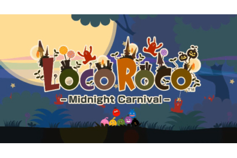 LocoRoco 3: Midnight Carnival will be a PSP Go download ...