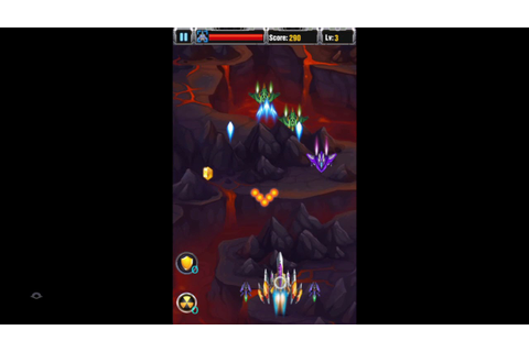 Galaxy Shooter Space Shooting - A space shooting game ...