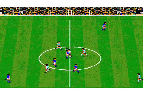 AMIGA World Cup '90 OTHER GAME WITH THE SAME TITLE AMIGA ...