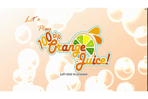 100% Orange Juice + DLC Full Download Game - Free PC Games Den