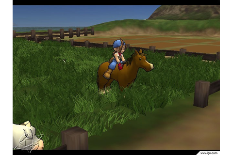 Harvest Moon Save The Homeland PS2 Game for Android Download
