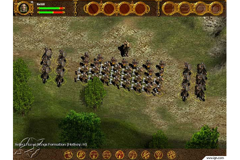 Celtic Kings: Rage of War Screenshots, Pictures ...