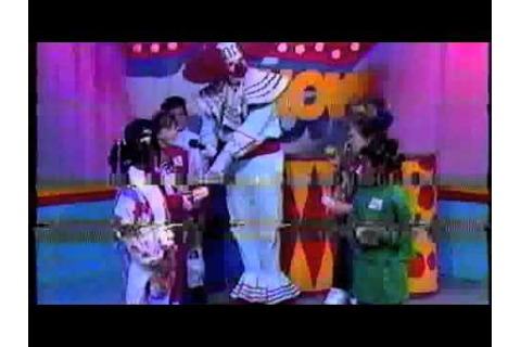 The Bozo Show, Philly 57, March 1992 - YouTube