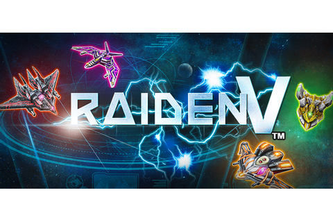 Raiden V Slots - Play for Free Online - Spin Games