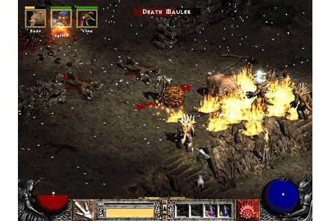 Diablo 2: Lord Of Destruction Screenshots - Video Game ...