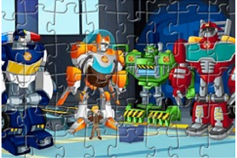 Transformers Games - Games For Kids