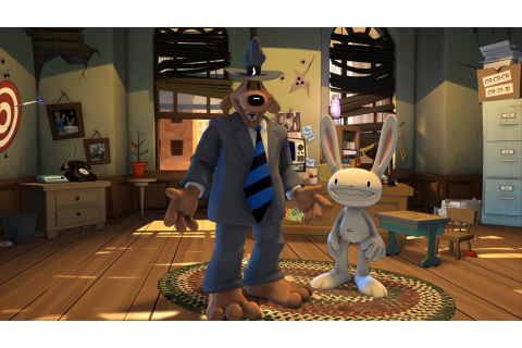 Sam & Max Save The World Remastered (Jeu) | ActuGaming
