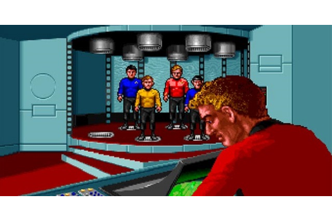 A Look Back at Our Favorite Star Trek Video Games | Geek ...